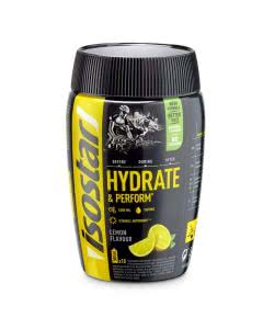 Isostar Hydrate + Perform Zitrone Dose - 400g