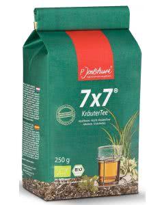 Jentschura Kräutertee 7x7 Teekräuter - 250g