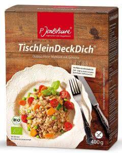 Jentschura Tischlein Deck Dich Getreidemahlzeit - 400g
