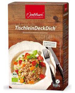 Jentschura Tischlein Deck Dich Getreidemahlzeit - 800g