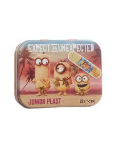 Flawa Junior Plast Minions Paradise - 20 Stk.