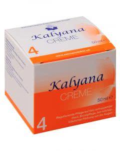 Kalyana Creme Nr. 4 mit Kalium chloratum - 50 ml
