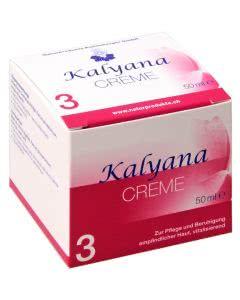 Kalyana Creme Nr. 3 mit Ferrum Phosphoricum - 250 ml