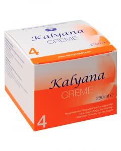 Kalyana Creme Nr. 4 mit Kalium chloratum - 250 ml