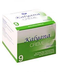 Kalyana Creme Nr. 9 mit Natrium Phosphoricum - 250 ml