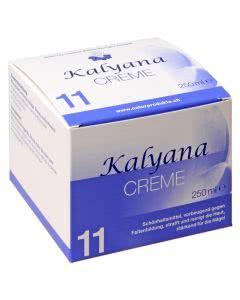 Kalyana Creme Nr. 11 mit Silicea - 250 ml