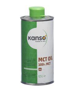 Kanso (früher: Schär Ceres) MCT Öl 100% - 500ml