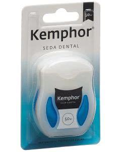 Kemphor Zahnseide 50m