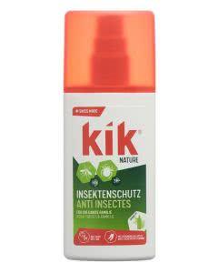 Kik Nature Mückenschutz Spray - 100ml
