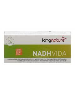 Kingnature NADH Vida Tabletten 20 mg - 30 Stk.
