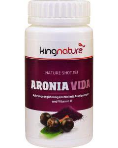 Kingnature Aronia Vida Extrakt Kapseln - 100 Stk.