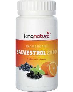 Kingnature Salvestrol Vida 2000 Kapseln 200 mg - 60 Stk.
