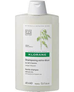 Klorane Hafermilch Shampoo - 400 ml