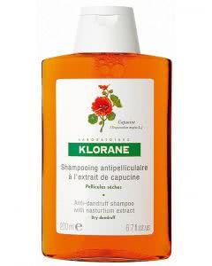 Klorane Kapuzinerkresse Shampoo - 200 ml