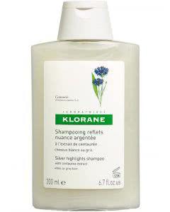 Klorane Kornblumen Shampoo - 200 ml