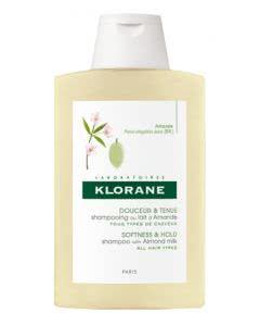Klorane Mandelmilch Shampoo - 200 ml