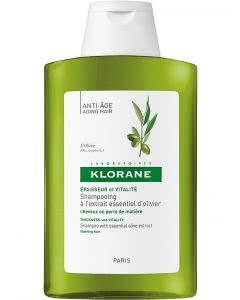 Klorane Oliven Shampoo - 200 ml