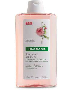 Klorane Pfingstrose Shampoo - 200 ml