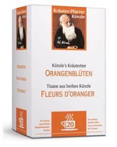 Künzle Orangenblüten - 20 Stk.