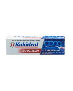 Kukident Plus Premium Haftcreme Teilprothesen - 40g