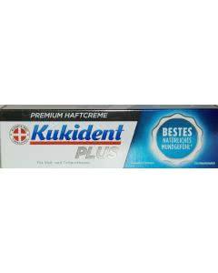 Kukident Plus Premium Haftcreme 0%