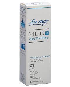 La Mer Med+ Anti Dry Meersalzcreme ohne Parfum