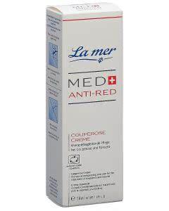 La Mer Med+ Anti Red Couperose Creme ohne Parfum