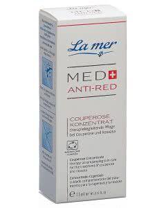 La Mer Med+ Anti Red Couperose Konzentrat ohne Parfum