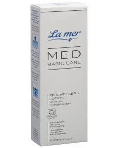 La Mer Med Basic Care Feuchtigkeitslotion ohne Parfum