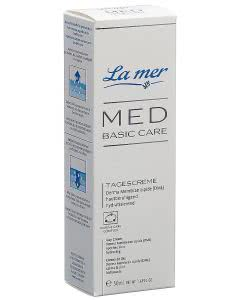 La Mer Med Basic Care Tagescreme ohne Parfum