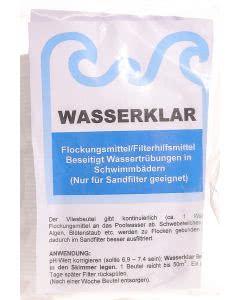 Labulit Wasserklar Flockungsmittel - 125g