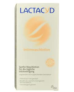 Lactacyd Intimwaschlotion - 400ml