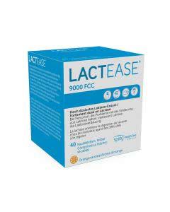 Lactease Lactose-Enzym 9000 - 40 Kautabl. Orangenaroma