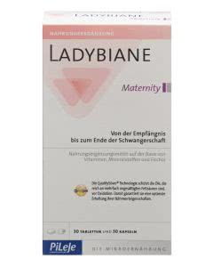 Ladybiane Maternity - 30 Tabletten + 30 Kapseln