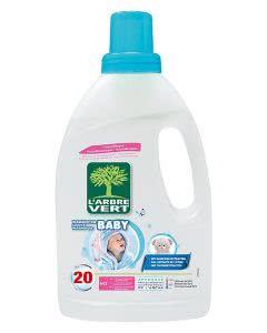 L'Arbre Vert Öko Flüssigwaschmittel Baby - 1.2 lt