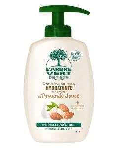 L'Arbre Vert Öko Handseife Bio Süssmandel - 300 ml