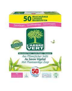 L'Arbre Vert Öko Waschmittel Pulver - 2.5 kg