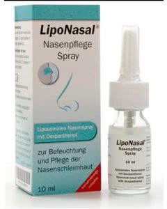 LipoNasal Nasenpflege Spray - 10ml