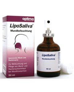 LipoSaliva Mundbefeuchtung Spray - 50ml