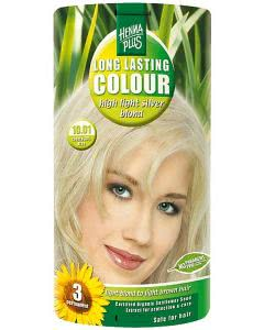 Kreson Henna Plus Long Lasting Colour Hell-Hell Silber Blond 10.01 - 100ml