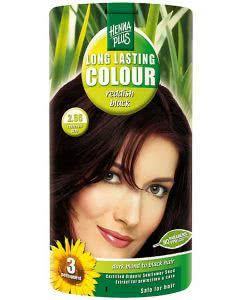 Kreson Henna Plus Long Lasting Colour Reddish Black 2.66 - 100ml