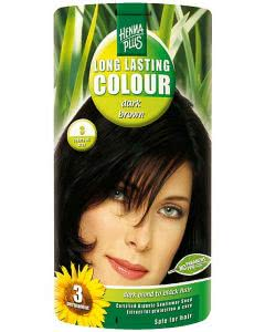Kreson Henna Plus Long Lasting Colour Dunkelbraun 3 - 100ml