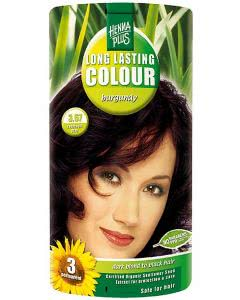 Kreson Henna Plus Long Lasting Colour Burgundy 3.67 - 100ml