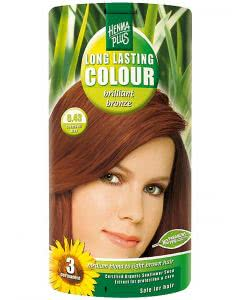 Kreson Henna Plus Long Lasting Colour Brilliant Bronze 6.43 - 100ml