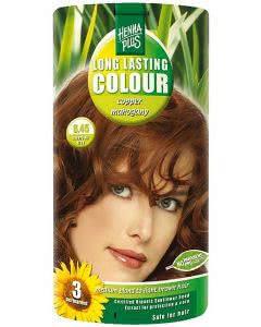 Kreson Henna Plus Long Lasting Colour Copper Mahagony 6.45 - 100ml
