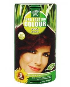 Kreson Henna Plus Long Lasting Colour Purple Dream 6.67 - 100ml