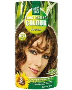 Kreson Henna Plus Long Lasting Colour Zimt 7.38 - 100ml