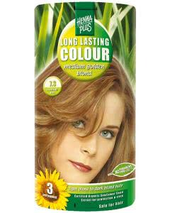 Kreson Henna Plus Long Lasting Colour Mittel Gold Blond 7.3 - 100ml