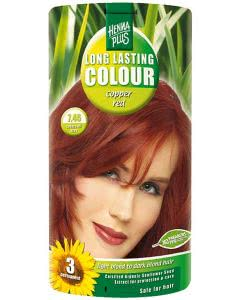 Kreson Henna Plus Long Lasting Colour Copper Red 7.46 - 100ml