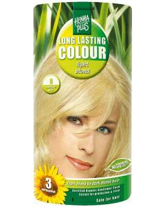 Kreson Henna Plus Long Lasting Colour Hell Blond 8 - 100ml